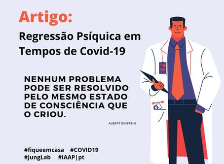 Regressão Psíquica em Tempos de Covid-19