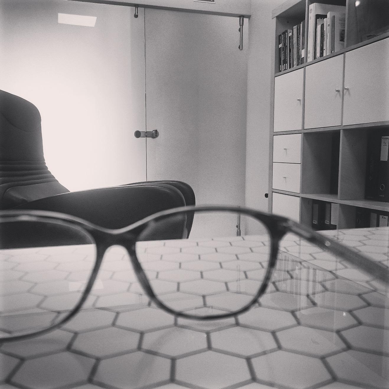 Pelas minhas lentes