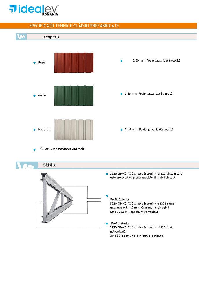 Standard Prefabricated Building Technica
