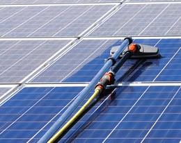Solarfeldreinigung Brandenburg