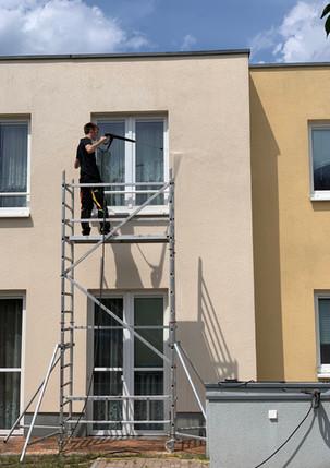 Fassadenreinigung Lauchhammer