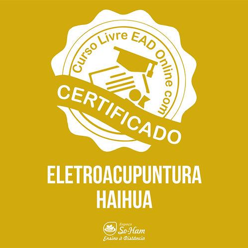 Eletroacupuntura HAIHUA Curso EAD Online