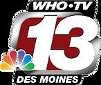 WHO-TV News Station Logo