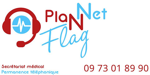 Encart_secretariat_medical_Plannet_Flag