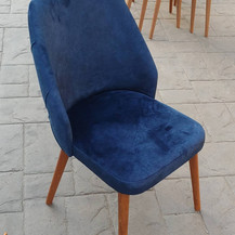 Mavi | Döşeme Sandalye