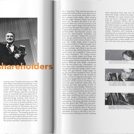 Polariod Annual Report - Inside