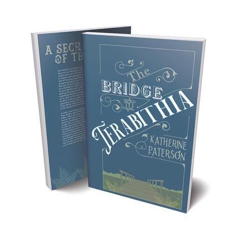 The Bridge to Terabithia Book Cover
