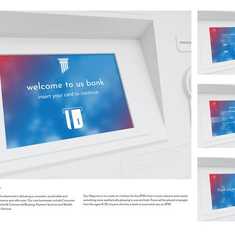 US Bank rebrand and ATM Design