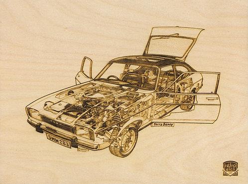 Ford Capri 1600GT