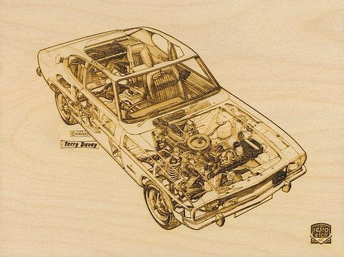 Ford Capri 1600