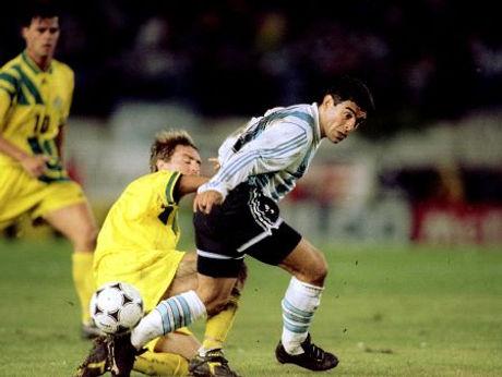 Tag  Escalação Da Seleção Argentina Na Copa De 1994 35157023661ef