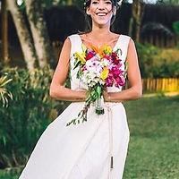 Compilação de buquês e noivas felizes _a
