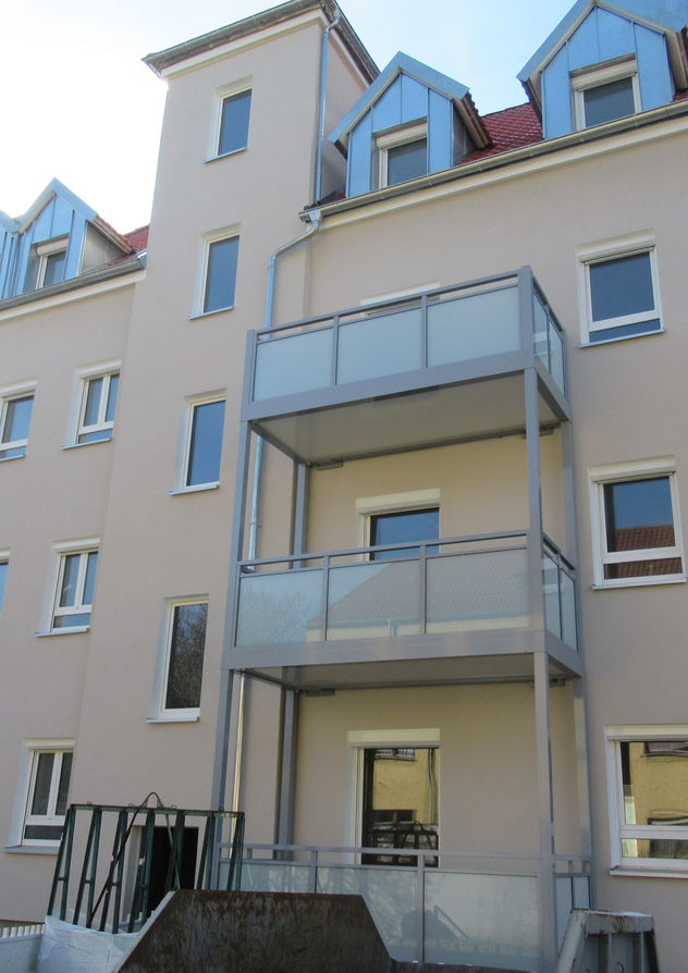 Balkonanlage PB-1