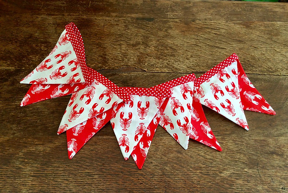 You Are My Lobster Bunting BTA