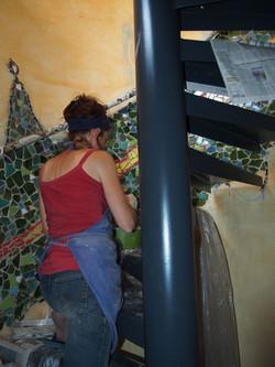 Mosaik 2013 in Bearbeitung