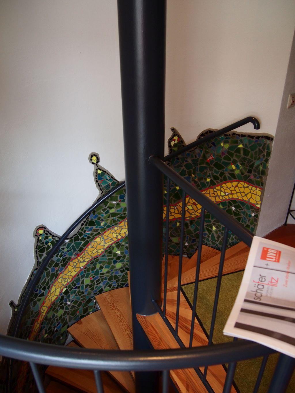 Mosaik an wendeltreppenwand2