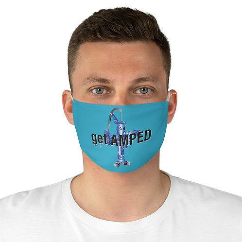 Get Amped Fabric Face Mask