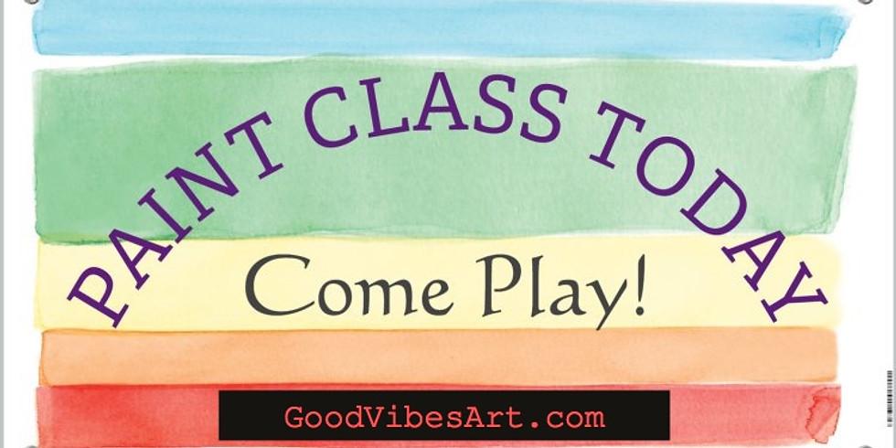 Saturday Splat (ART for Kids)