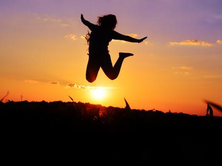 Tomada de atitude faz parte da busca pela felicidade