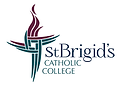 St Brigid's Catholic College logo.png