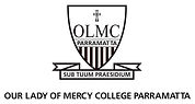 OLMC logo & Our Lady of Mercy College Pa