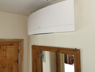 Air conditioning services in Cornwall