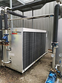 water chiller in cornwall