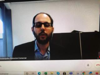 Reunião com Consul da Argentina em Santa Catarina