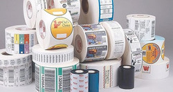 Printed Product Labels