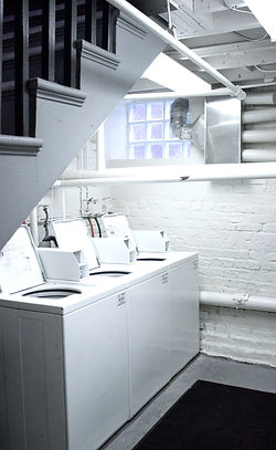 Guest Laundry at 11th Avenue Hostel