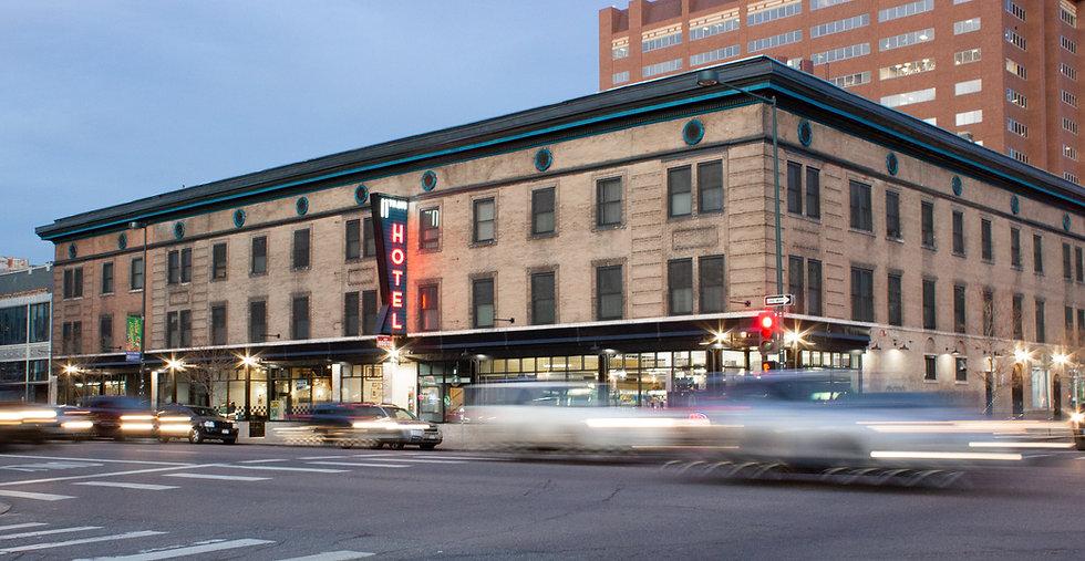 11th Avenue Hostel at dusk.jpg