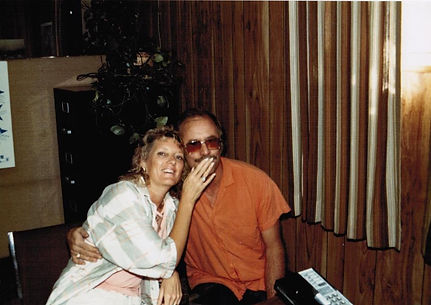 Jackie and Larry, 1988.jpg