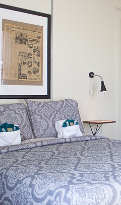 Enjoy full sized gel memory foam mattresses when you stay at 11th Avenue Hostel.jpg