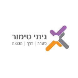 לוגו ליועצת ארגונית