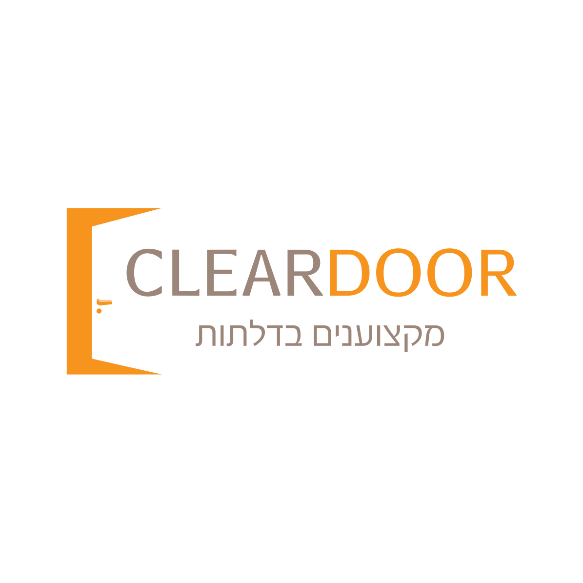 לוגו cleardoor
