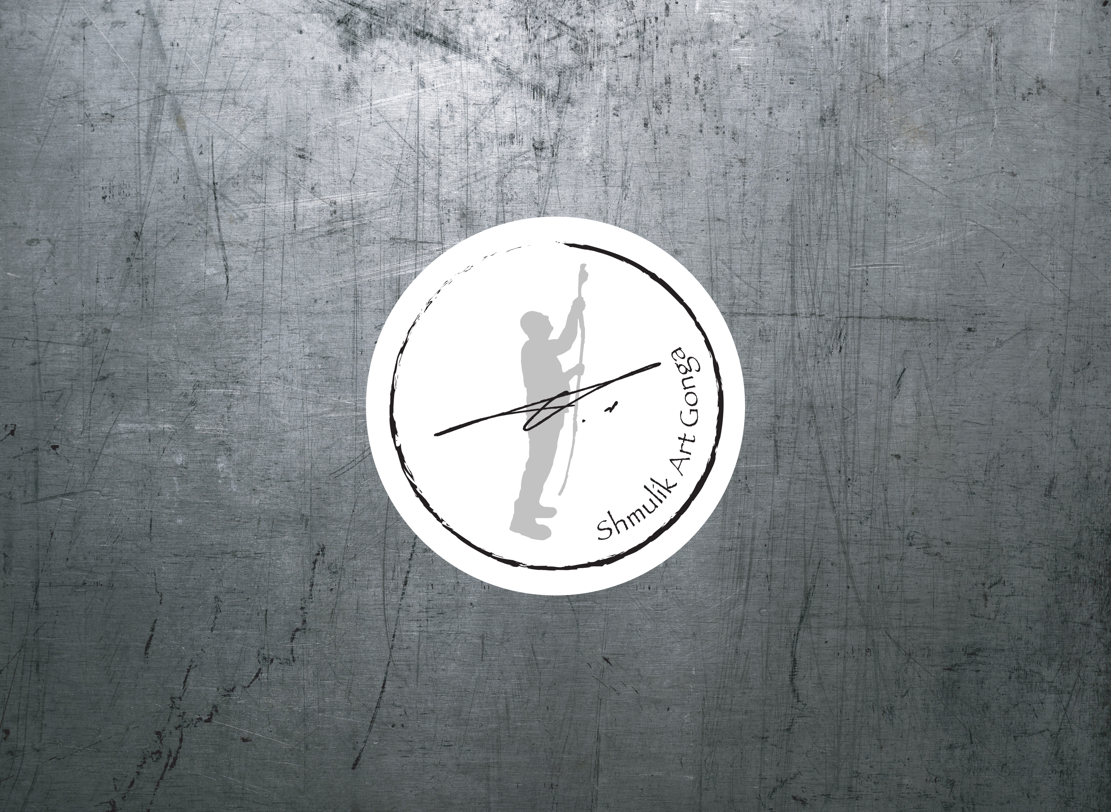 לוגו לאמן