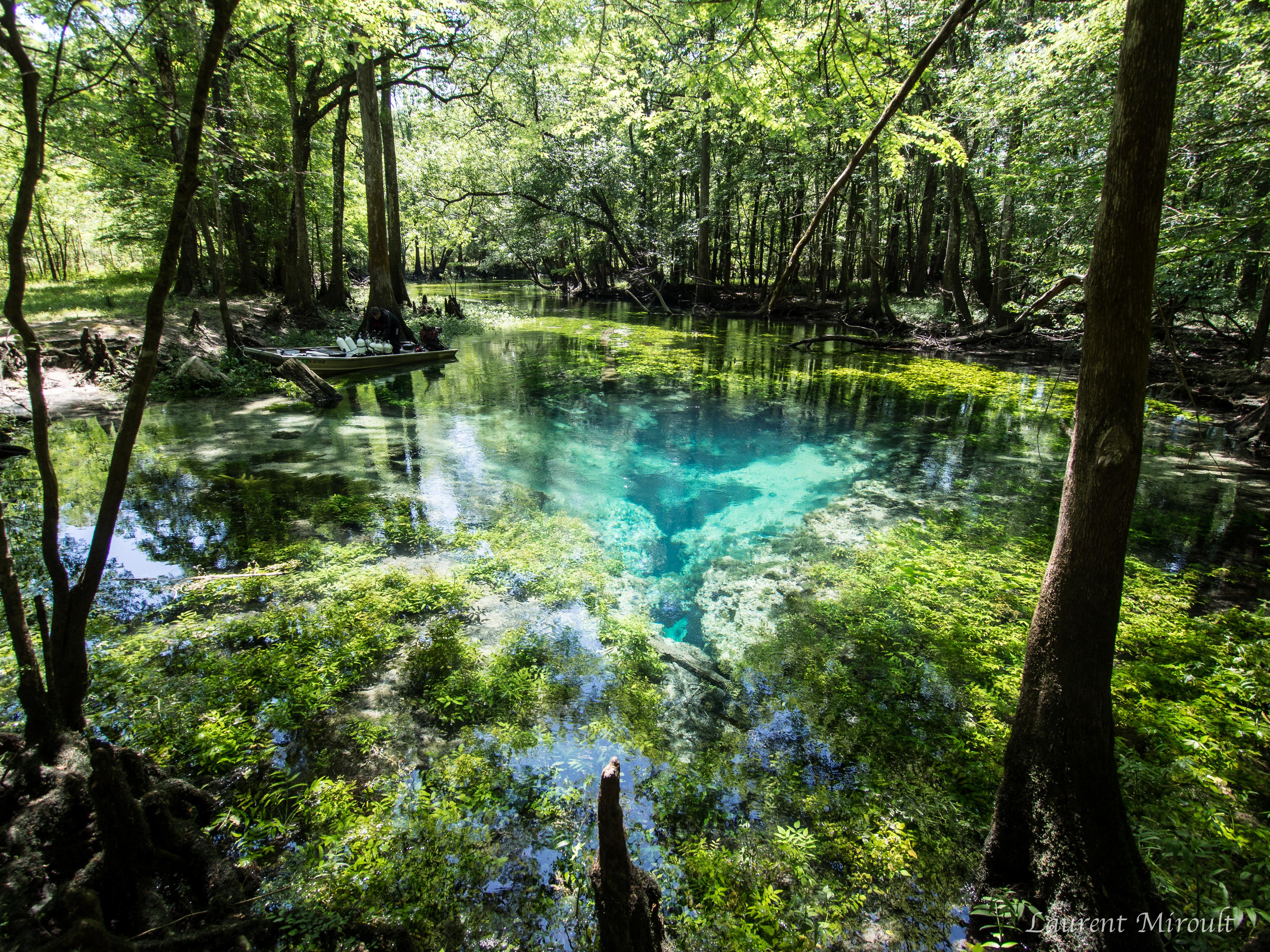 #10 - Bozell Spring, Florida