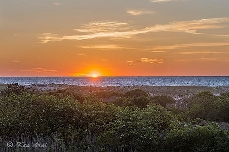 Sunrise - Copyright Ken Arni