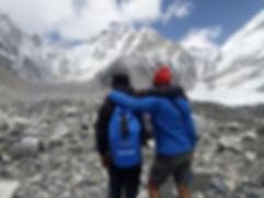 Everest Base camp 5364m - Bigfoot Venture 2019