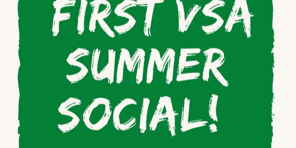 Summer Social - Ice Cream and Nacho Potato Bites
