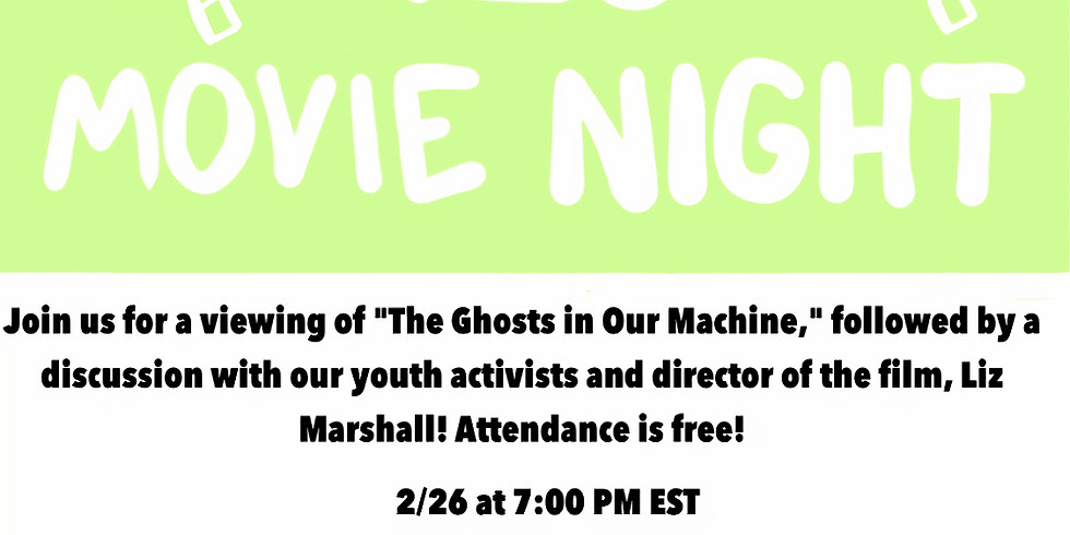 Film Screening and Q&A with Director Liz Marshall and Photojournalist Jo-Anne McArthur