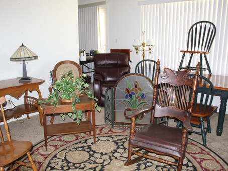 EOA Hosts the Second Sale