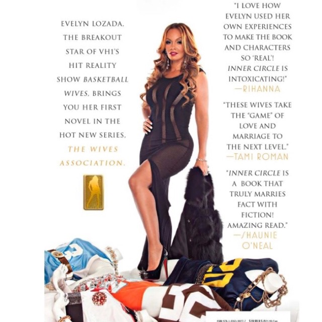 Evelyn Lozada Inner Circle style