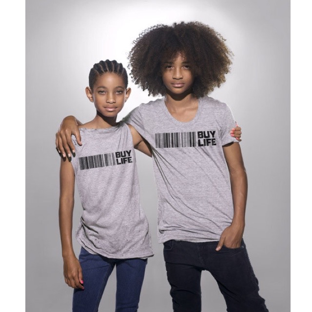 Willow Jaden Smith Buy Life Campain