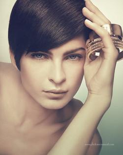 fashion stylist model
