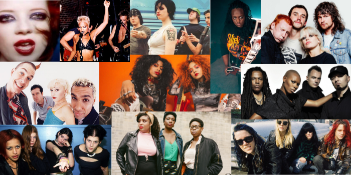 20 Important Female-Led Rock Bands You Should Know