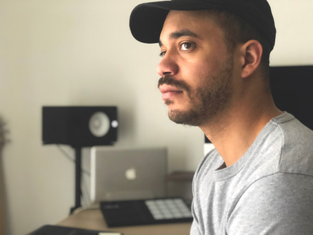 Sounds From Paris: Introducing Music Producer FRVR $AD