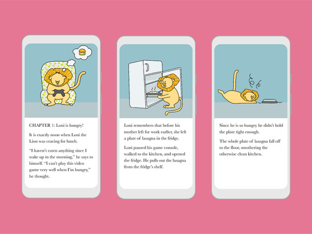 Illustrations for Behavior Change