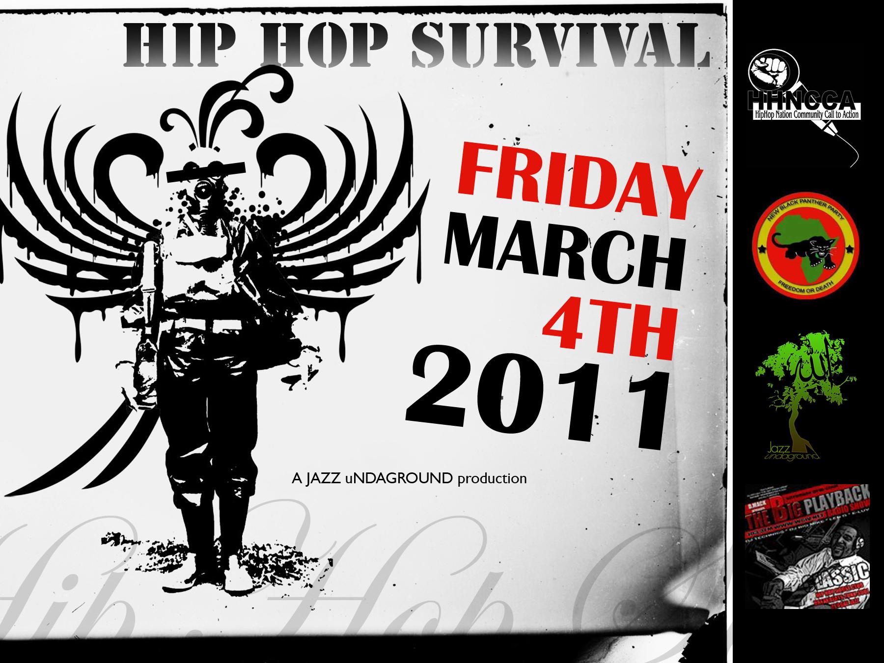 k hip hop f flyer copy