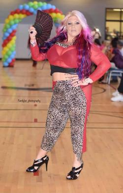 Natalynn Petronella PurePro Wrestler